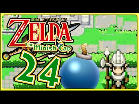THE LEGEND OF ZELDA THE MINISH CAP Part 24: Wachen mit Argusaugen