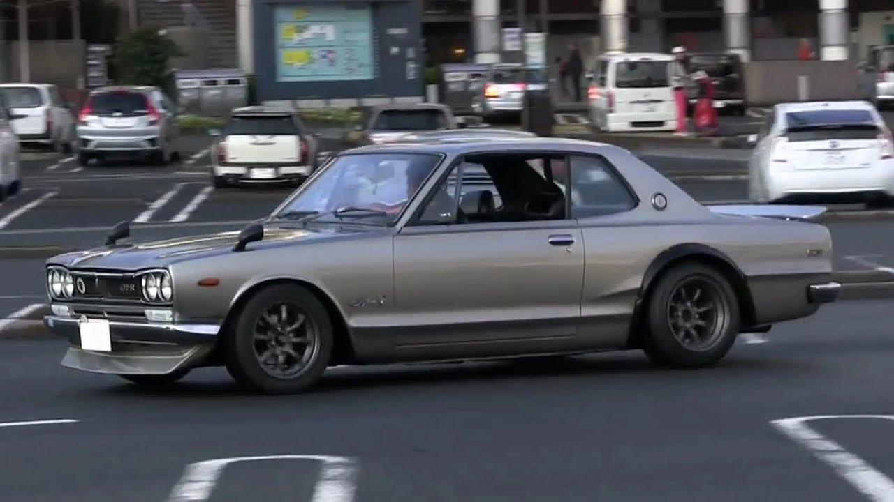 大黒pa 】 日産スカイライン Gt R Kpgc10 箱スカ Pt 1 【 Nissan Skyline Gtr