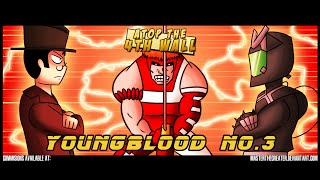 Youngblood #3 - Atop the Fourth Wall