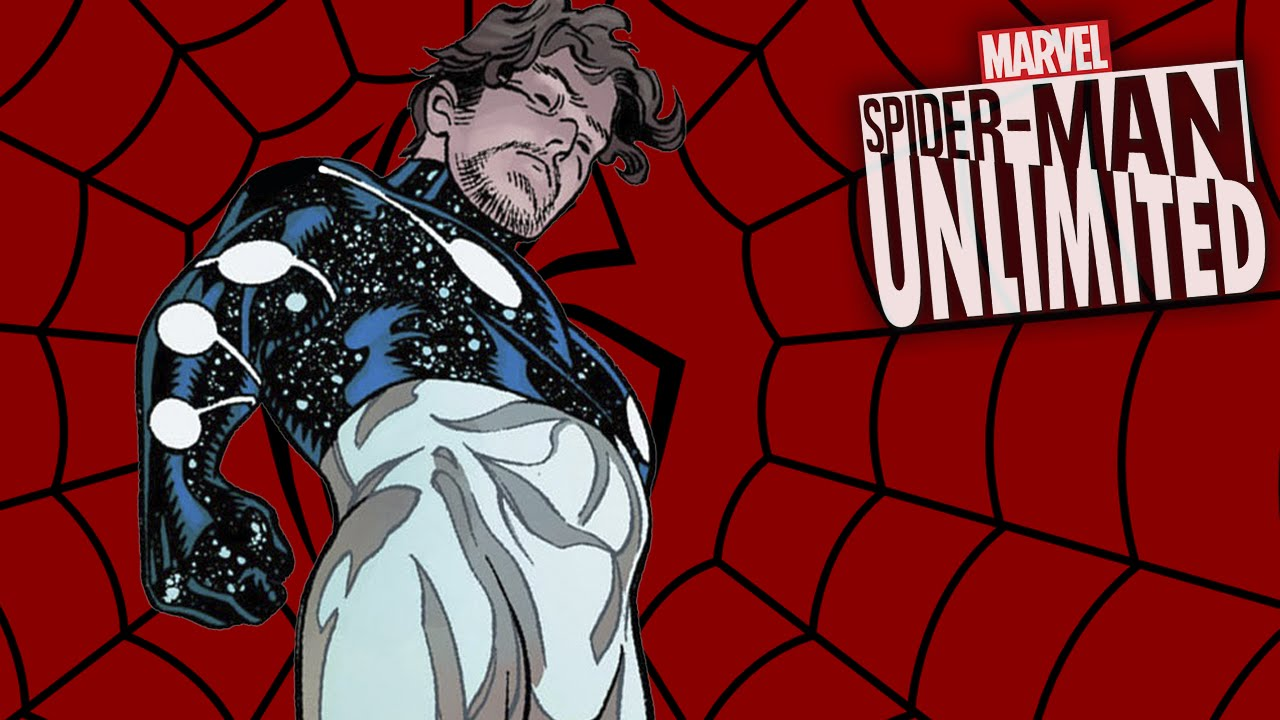 Cosmic spider man - photo#7