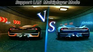 Bring fast driving experience to a whole new level incredible slim size and support WIFI Multi player racing mode!Race the traffic !Be the king of street racing ...