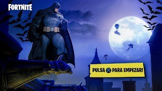 🔴 FORTNITE x BATMAN EN DIRECTO!! *RECOMPENSAS GRATIS*