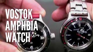 Vostok Amphbia Watch