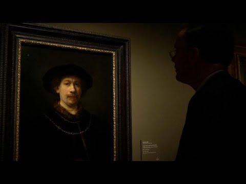 'Рембрандт и портрет