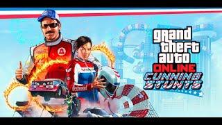 Tráiler oficial GTA Online: Cunning Stunts