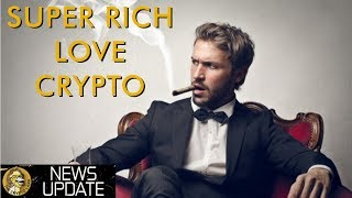 Super Rich Quietly Amassing Bitcoin & Crypto