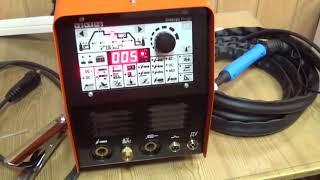 Аргонодугового зварювальний апарат ВД-201 ПЕКЛО AC/DC Неон