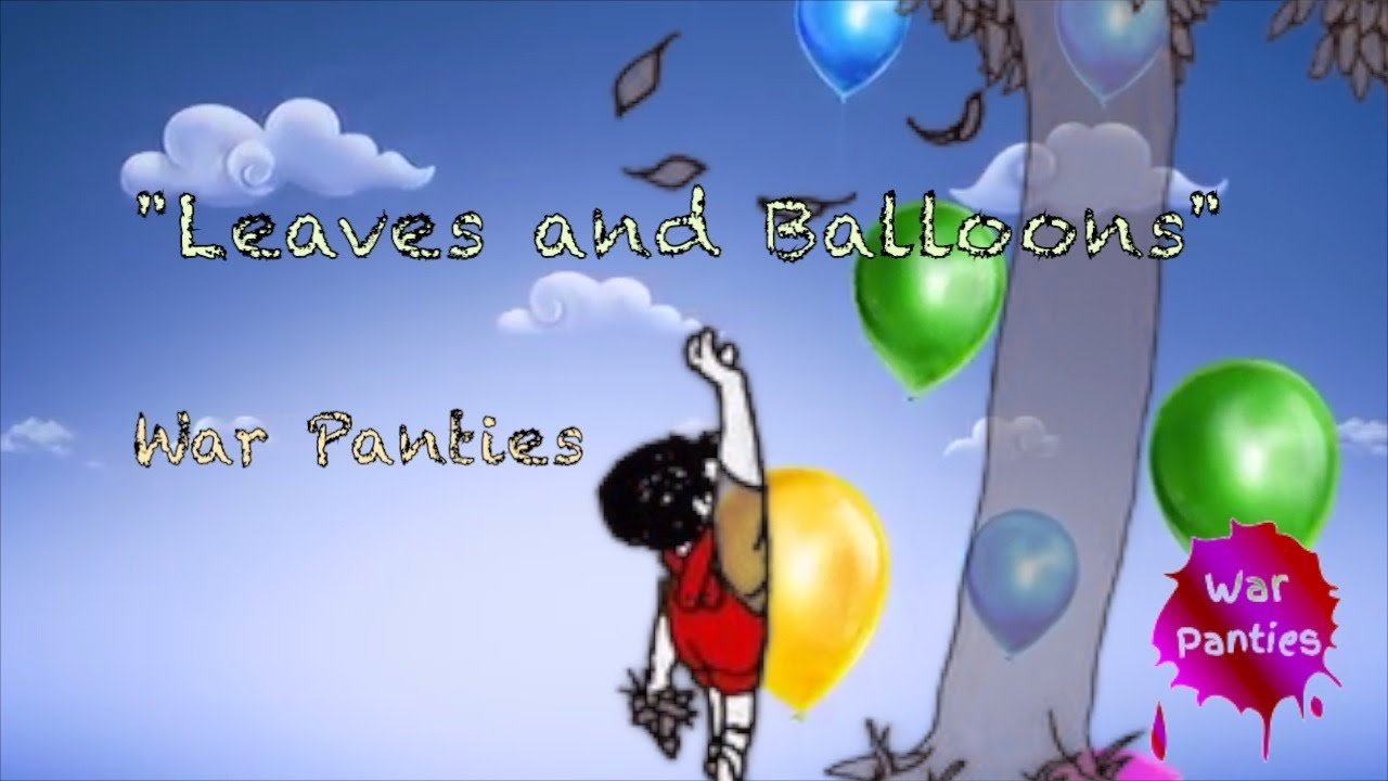 Leaves and Balloons