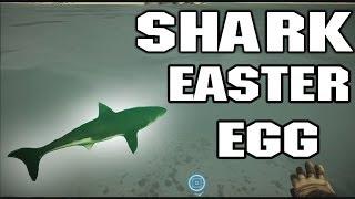 [BF4] Battlefield 4 Naval Strike SHARK Easter Egg on Lost Islands