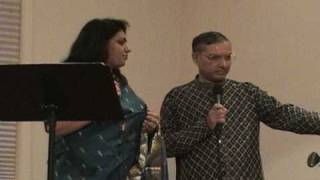 Download Hindi Video Songs - nee bandu nimtaaga_duet medle tribute to Dr. PBS during his visit to NJ