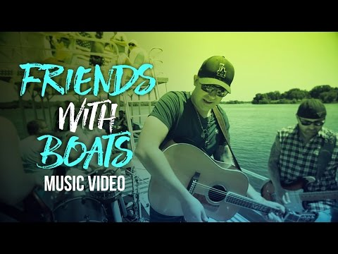 Friends With Boats - Official Music Video