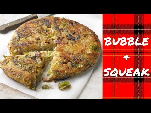 Easy Bubble & Squeak Recipe :) Cook With Me!