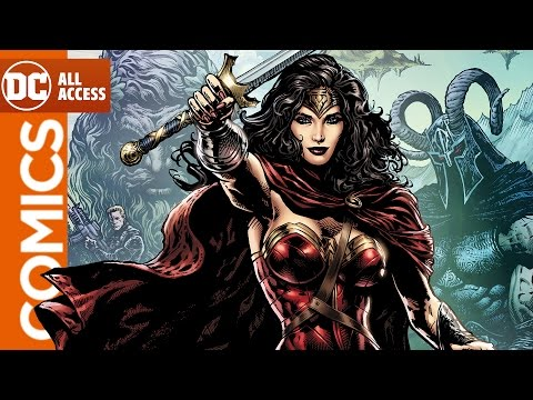 Wonder Woman Faces Ares, Cheetah & Doctor Psycho