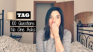 TAG: 100 Questions No One Asks | Mary and her Cat