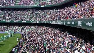 Calentamiento Real Betis vs Athletic Club Video
