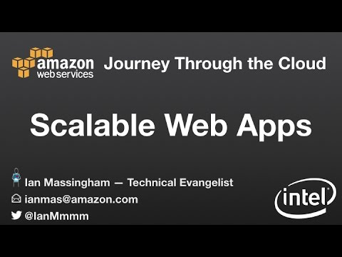 Journey Through the Cloud - Scalable Web Apps