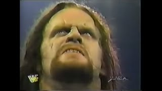 "Undertaker 1997 Era ""Lord Of Darkness"" Vol. 1"