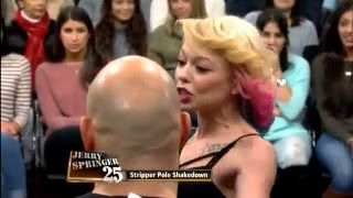 Fighting To Stripping To Fighting! (The Jerry Springer Show) | Jerry Springer