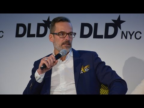 Creative Hubs Around the Globe (S.Franzke, J.Battelle, M.A.Gilmartin, P.Anker) | DLDnyc 16