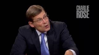 .I want to scare Assad.. Mike Morell, former deputy director of the CIA, discusses the need to put pressure on Syria and Russia.
