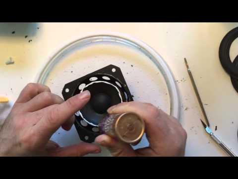 Bang & Olufsen CX100 Speaker Repair