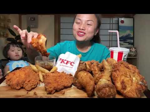 🇯🇵Combo Set Gà Cay KFC Chấm Cùng Sốt Cay Samyang & Cái Kết Quá Xá Đã #370