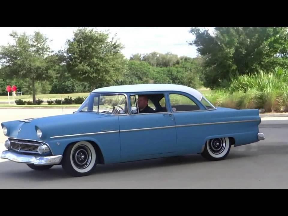 1955 ford customline youtube for 1955 ford customline 2 door