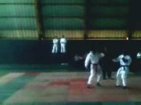 gabriel kumite Kombat Sport