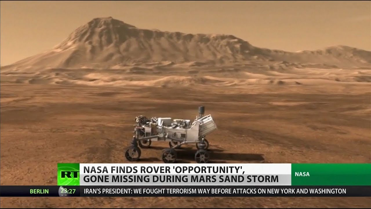 mars rover disappearance - photo #2