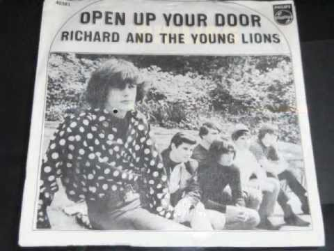 Richard and the Young Lions - OPEN UP YOUR DOOR