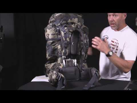 KUIU Facebook Live Archive - Shaun Ayers On KUIU's Pack System