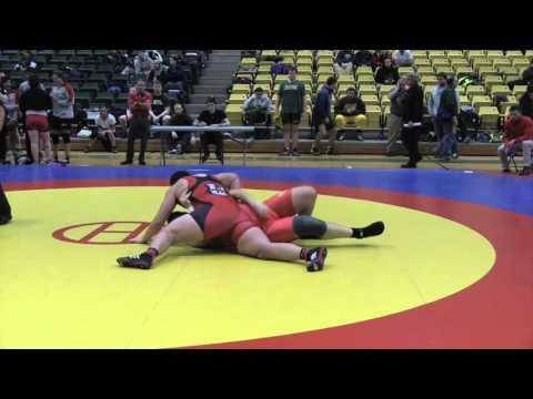 2016 Golden Bear Open: 120 kg Kyle Nguyen vs. John Jacobs