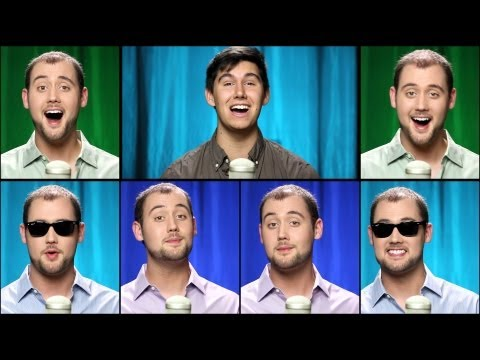 I Choose You - Sara Bareilles A Cappella Cover feat. Augie Phillips