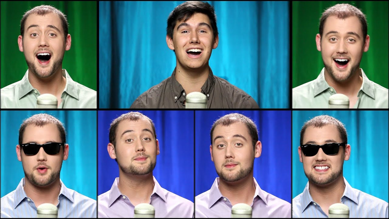 I Choose You - Sara Bareilles A Cappella Cover feat. Augie ...