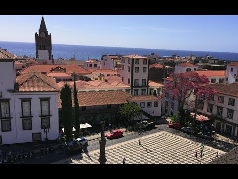 Funchal, Madeira - 4 days in the fascinating capital of this young, sub-tropical island