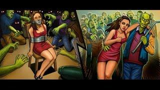 смотреть прохождение игры зомби апокалипсис - ИГРАТЬ в ПОЛНЫЙ Пи-2