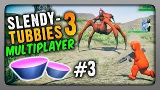 - Slendytubbies 3 Multiplayer на русском 3  ВАЛИМ ЗДОРОВОГО ГАДА