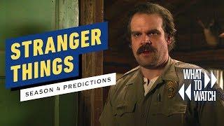 What Will Happen in Stranger Things Season 4?