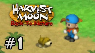 Gambar cover Harvest Moon Back To Nature - Inicio #1