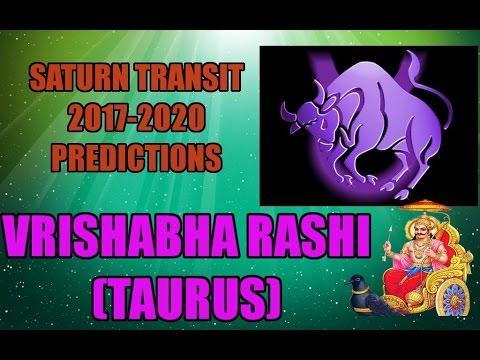 Vrishabha Rashi 2019-2020 Predictions | Taurus Moon Sign Vedic