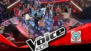 The Voice Kids Philippines Battles Team Sarah sings