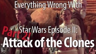 Baixar Everything Wrong With Star Wars Episode II: Attack of the Clones Part 2