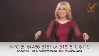 googoosh live in concert new york march.19.2016