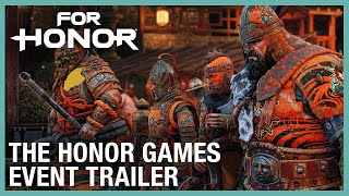 For Honor: The Honor Games Event | Trailer | Ubisoft [NA]