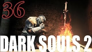 Dark Souls 2 Gameplay Walkthrough Part 36 - SPIDERS!