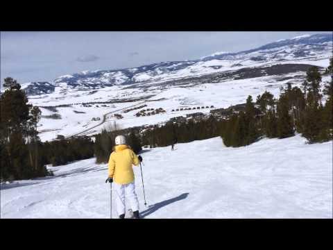 Granby Colorado Skiing East Mountain 2015