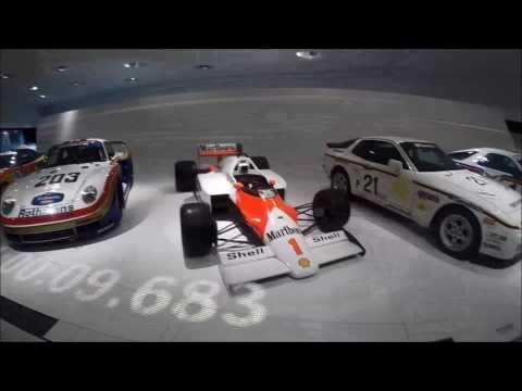 Porsche Museum Stuttgart 2017
