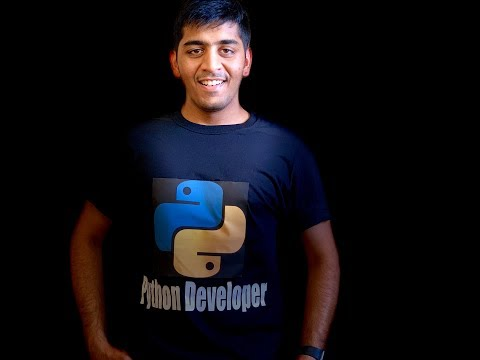 How I Became a Python Developer My Journey and Message to People