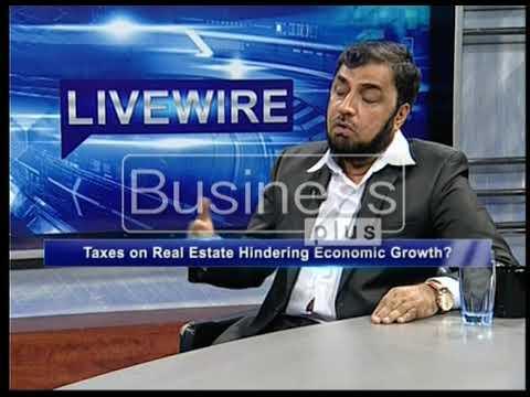 LIVE WIRE | Real Estate Sector | Mahnoor Ali | 05, April 2018