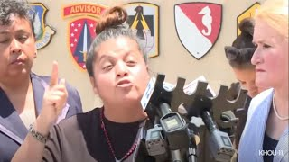 Mother of missing soldier Vanessa Guillen: 'I want my daughter alive!'